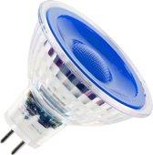 SPL spotlamp 12V LED blauw 5W GU5,3