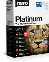 Nero Platinum 2019 - 6in1 Suite - Nederlands / Frans - Windows