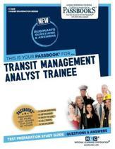 Transit Management Analyst Trainee