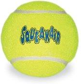 Kong Air Squeakair Tennis Ball XL - Bal - 94 mm x 89 mm x 89 mm - Geel