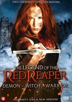 Legend Of The Red Reaper (dvd)