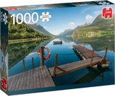 Styrn Norway Premium Collection Puzzel 1000 Stukjes