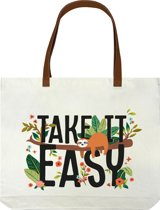 LEGAMI Shopper met rits - EASY