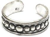 Teenring / vingertop ring BALI STYLE