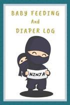 Baby Feeding And Diaper Log