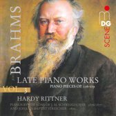 Piano Works Vol3: (Late) Op116-119