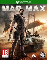 Warner Bros Mad Max, Xbox One (Import)