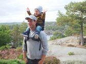 MiniMeis babydrager en kinderdrager