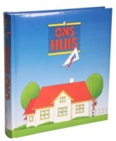 Fotoalbum - Henzo - Ons huis - 60 pagina's - Multicolor