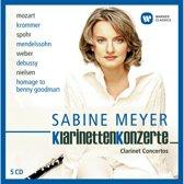 Sabine Meyer: Klarinetten Konzerte