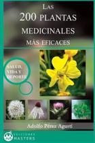 Las 200 Plantas Medicinales M s Eficaces