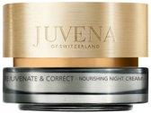 Juvena Skin Rejuvenate Nourishing Night Cream - Normal To Dry Skin