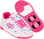 Heelys Rolschoenen Dual Up White - Sneakers - Kinderen - Maat 32 - Meisjes - Wit/Pink Multi
