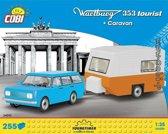 Cobi 255 PCS CARS /24592/ WARTBURG 353 TOURIST+CARAVA