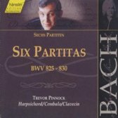 Edition Bachakademie Vol 115 - Six Partitas / Trevor Pinnock