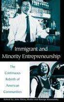 Immigrant and Minority Entrepreneurship