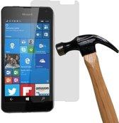 Glasfolie tempered screen protector Microsoft Lumia 650 gehard glas