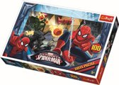 Puzzles - 100 - Escape / Disney Marvel Spiderman Legpuzzel