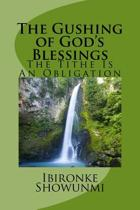 The Gushing of God's Blessings