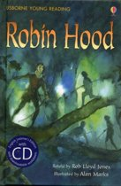 Robin Hood [Book with CD]