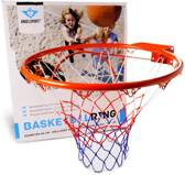 Angel Sports - Basketbalring - 46 cm - Oranje