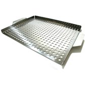 Broil King Inox Bakplaat Geperforeerd 39x33cm