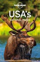 Omslag van 'Lonely Planet USA's National Parks'
