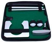 Golf Indoor Putter Set - Minigolf Put Training Kit