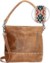 Micmacbags New Navajo Dames Schoudertas - Zand