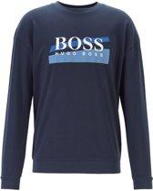 Hugo Boss 50414450 sweat shirt - blauw