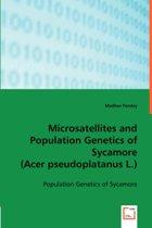 Microsatellites and Population Genetics of Sycamore