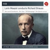 Conducts Strauss