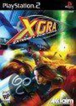 XGRA, Extreme Gravity Racing Association