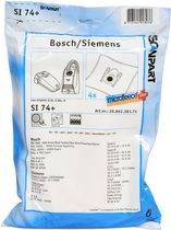 Scanpart SI74+ Stofzuigerzak MicroFleece+ Bosch/Siemens GXL/GXXL/GALL