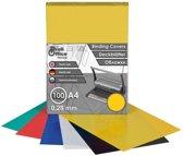 schutbladen ProfiOffice A4 280 micron 100 stuks geel