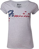 Fender - USA Print Women s T-shirt - M