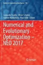 Numerical and Evolutionary Optimization - NEO 2017