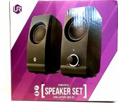 Trust Urban powerful Speakerset For Laptop and PC. Black.