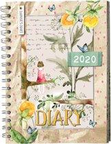 Daphne's diary agenda 2020