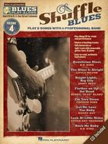 Blues Play-Along Volume 4