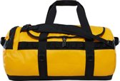 The North Face Base Camp Duffel Reistas M - 69 L - Summit Gold / TNF Black - vernieuwd model