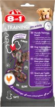 8in1 Training Pro Activity - Kip - Hondensnack - 100 g