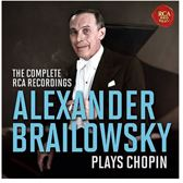 Alexander Brailowsky Plays Chopin - The Complete RCA Recordings (Boxset)