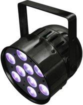 EUROLITE LED PAR-56 QCL kort zwart - LED Par