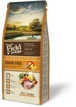 Sam's Field High Meat - Kip - Graanvrij - Hondenvoer - 13 kg