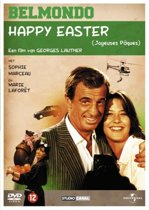 Happy easter, (DVD) JEAN-PAUL BELMONDO // PAL/REGION 2,4. MOVIE, DVDNL