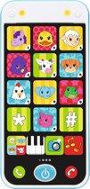 Speelgoedtelefoon Voor Kinderen - Baby Telefoon - Interactief Leren - 15 Geluiden