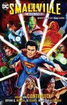 Smallville Vol. 9 Continuity
