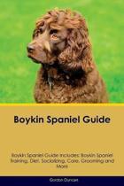 Boykin Spaniel Guide Boykin Spaniel Guide Includes