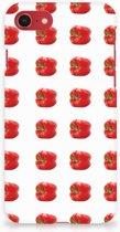 iPhone 8 | 7 Hardcase Hoesje Design Paprika Red